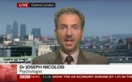 Joseph Nicolosi im BBC-Interview